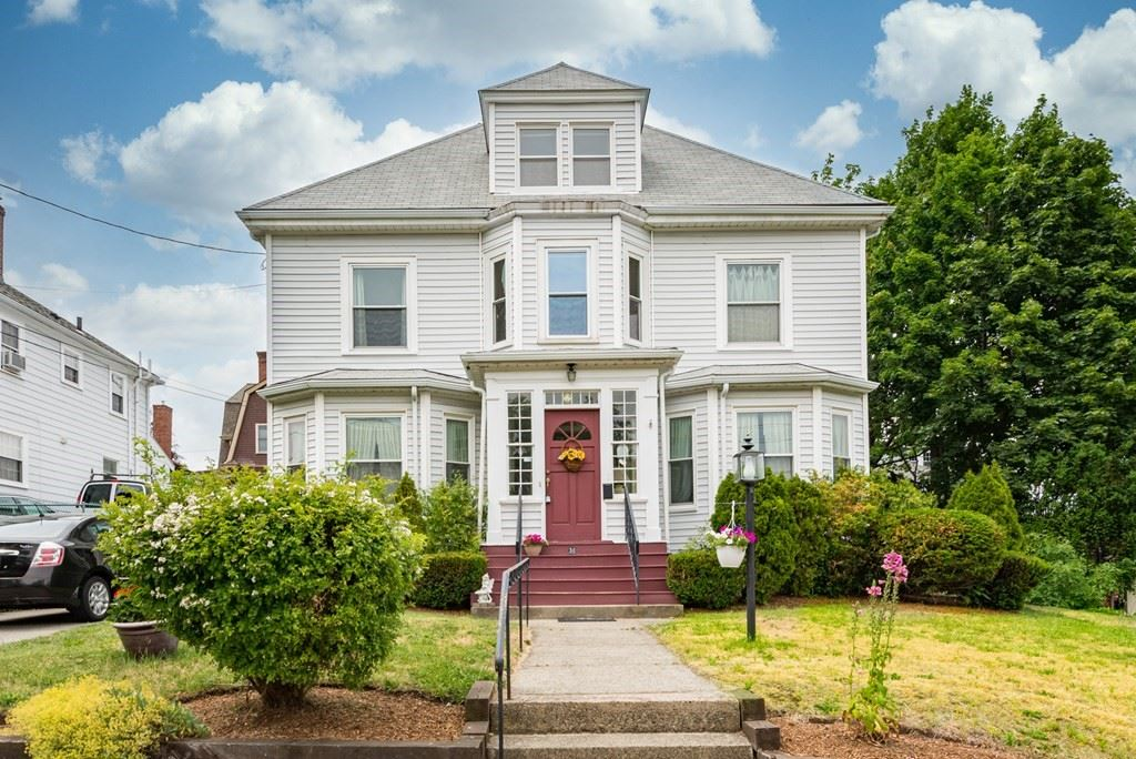 38 Russell Park, Quincy, MA 02169 - #: 72845600