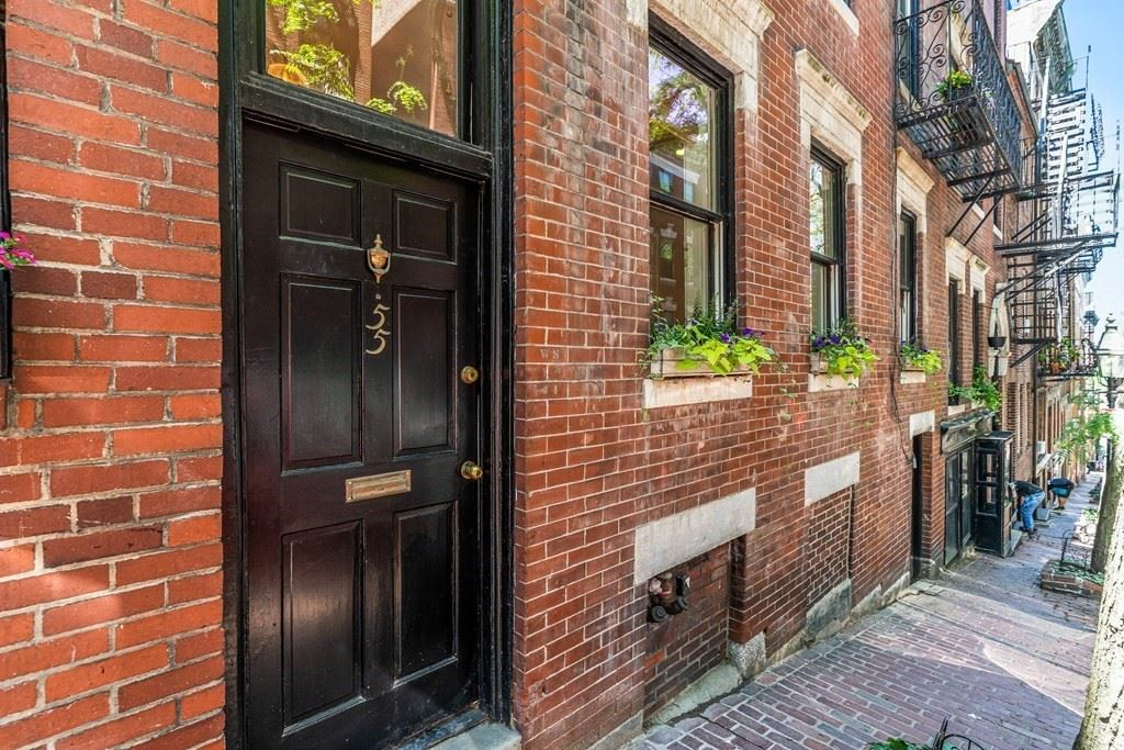 55 Garden Street #9, Boston, MA 02114 - MLS#: 72854600