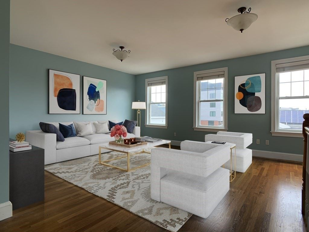 Photo of 168 W 9Th St #3, Boston, MA 02127 (MLS # 72825601)