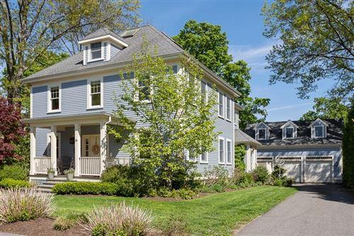 Photo of 33 Everett St, Concord, MA 01742 (MLS # 72663602)