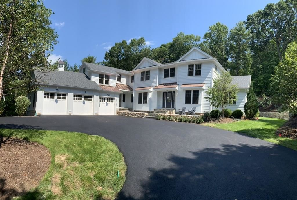 Photo of 22 Temple Rd, Wellesley, MA 02482 (MLS # 72665606)