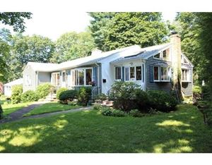 Photo of 84 Woodstock Road, North Andover, MA 01845 (MLS # 72541607)