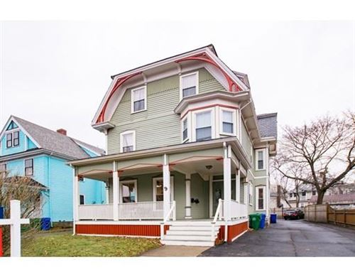 Photo of 9 Central Ave #1, Newton, MA 02460 (MLS # 72606607)