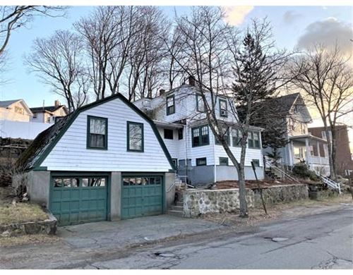 Photo of 11 Lynde St, Melrose, MA 02176 (MLS # 72608607)