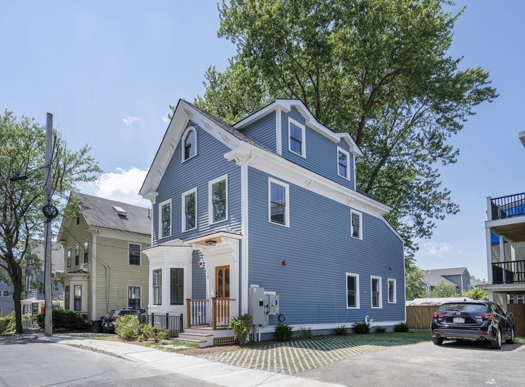 5 Smith Ave #4, Somerville, MA 02143 - MLS#: 72849610
