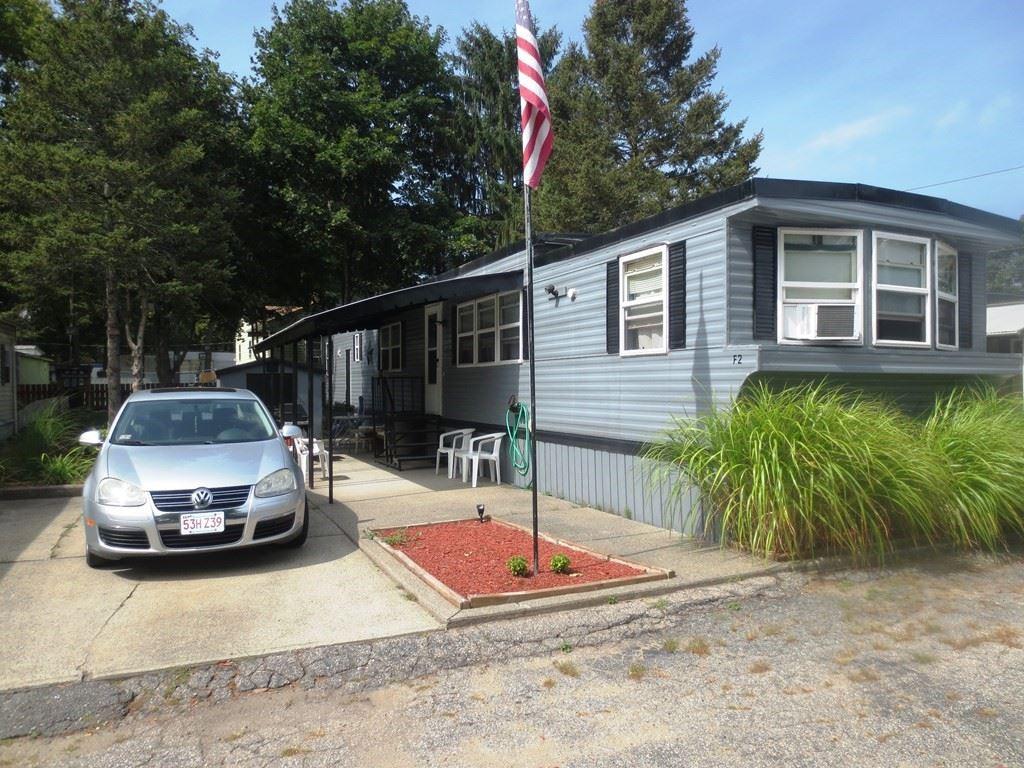 1346 Newport Avenue #F2, Attleboro, MA 02703 - MLS#: 72798612
