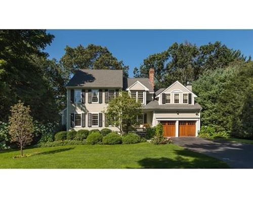 Photo of 3 Brookmere Ave, Wellesley, MA 02482 (MLS # 72612615)