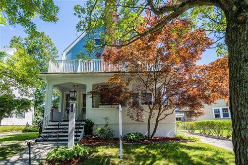 Photo of 1-3 Oak Ave., Belmont, MA 02478 (MLS # 72892615)