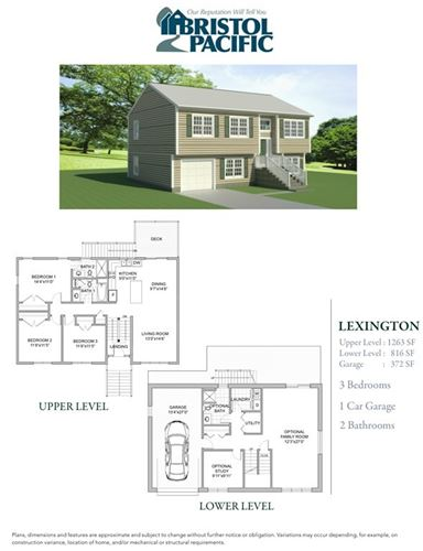 Photo of 26 Chicago #Lot 3, Fall River, MA 02721 (MLS # 72823616)