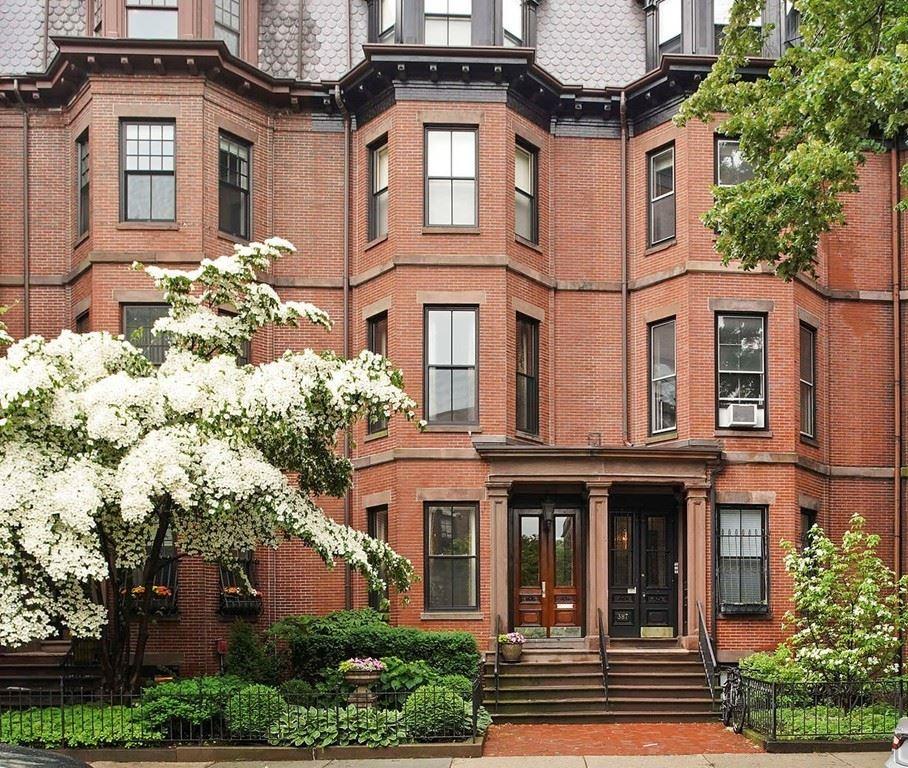 Photo of 385 Beacon Street, Boston, MA 02116 (MLS # 72815618)