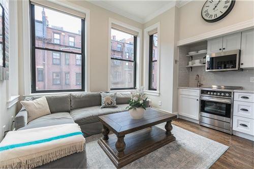 Photo of 184 Marlborough Street #5, Boston, MA 02116 (MLS # 72687619)