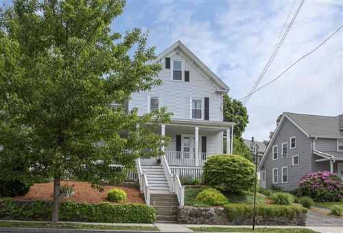 Photo of 115 W Highland Ave, Melrose, MA 02176 (MLS # 72666621)