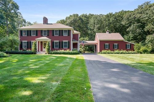 Photo of 20 Francis St, Dover, MA 02030 (MLS # 72890622)