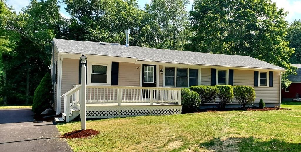125 S Worcester St, Norton, MA 02766 - MLS#: 72686622