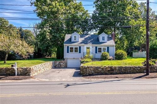 Photo of 151 North Rd, Bedford, MA 01730 (MLS # 72892625)
