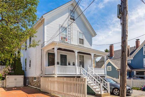 Photo of 25 Pearl Street, Marblehead, MA 01945 (MLS # 72730633)