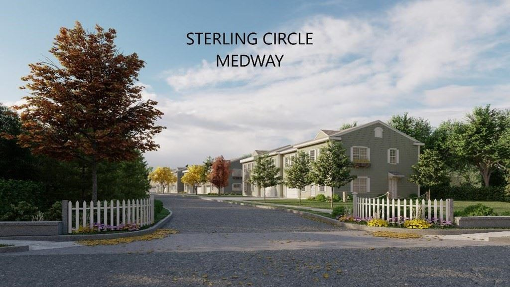 Lot 4 Sterling Circle #8, Medway, MA 02053 - MLS#: 72812633