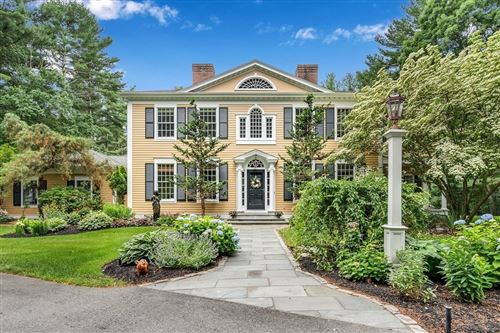 Photo of 242 Western Ave, Sherborn, MA 01770 (MLS # 72898634)