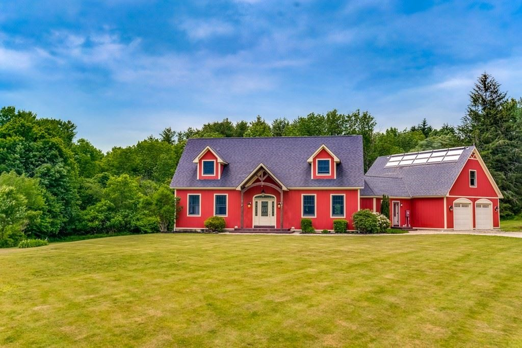 105 South Street, Chesterfield, MA 01012 - MLS#: 72847635