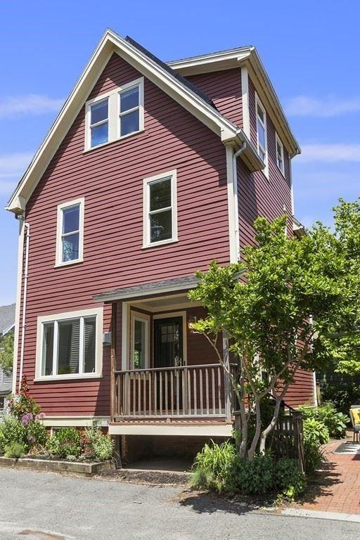 3 Frances Place, Cambridge, MA 02140 - #: 72845638