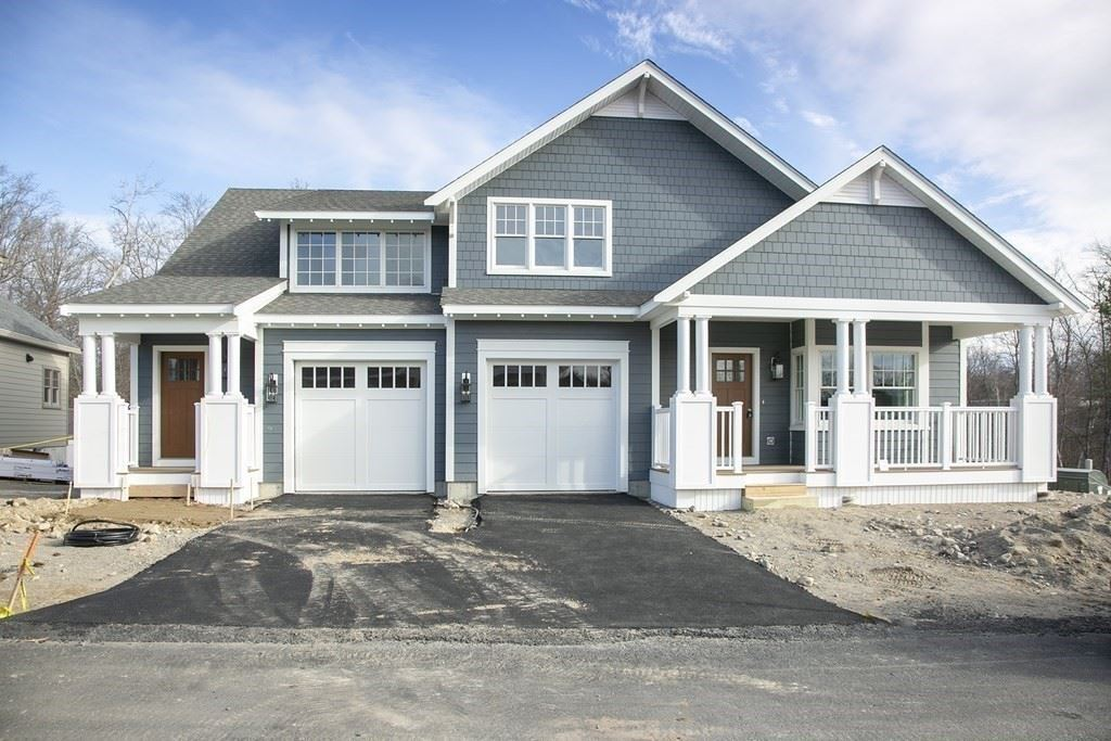 44 Sandy Hill Circle #44, Scituate, MA 02066 - MLS#: 72834639