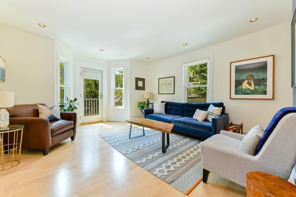 Photo of 203 Chestnut Avenue #2, Boston, MA 02130 (MLS # 72872639)