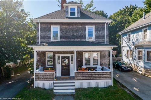 Photo of 65 Ocean St, New Bedford, MA 02740 (MLS # 72898640)