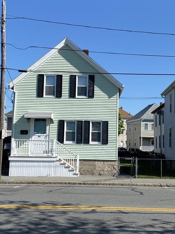 1241 Cove Rd, New Bedford, MA 02744 - MLS#: 72832641