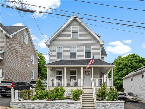 Photo of 19 Pleasant View Ave, Everett, MA 02149 (MLS # 72665643)
