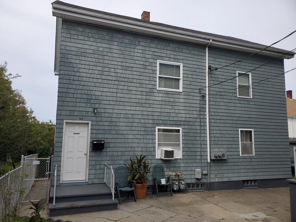 99 Mulberry, Fall River, MA 02721 - MLS#: 72730643