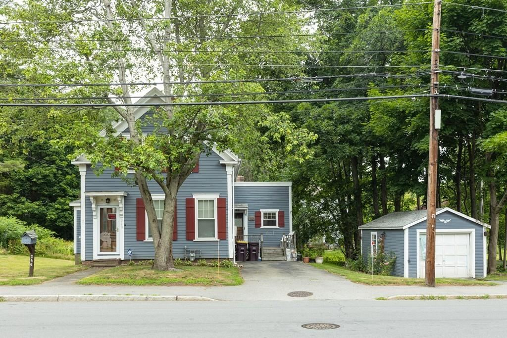 269 Middle St, Weymouth, MA 02189 - MLS#: 72688645
