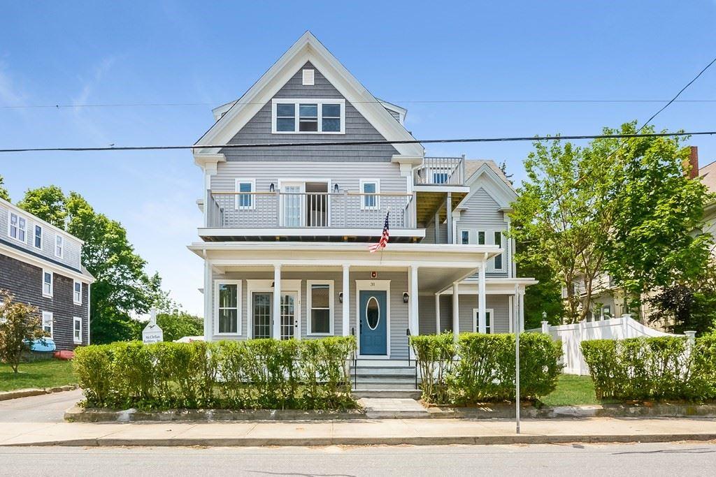 31 Mayflower Street #3, Plymouth, MA 02360 - MLS#: 72847645