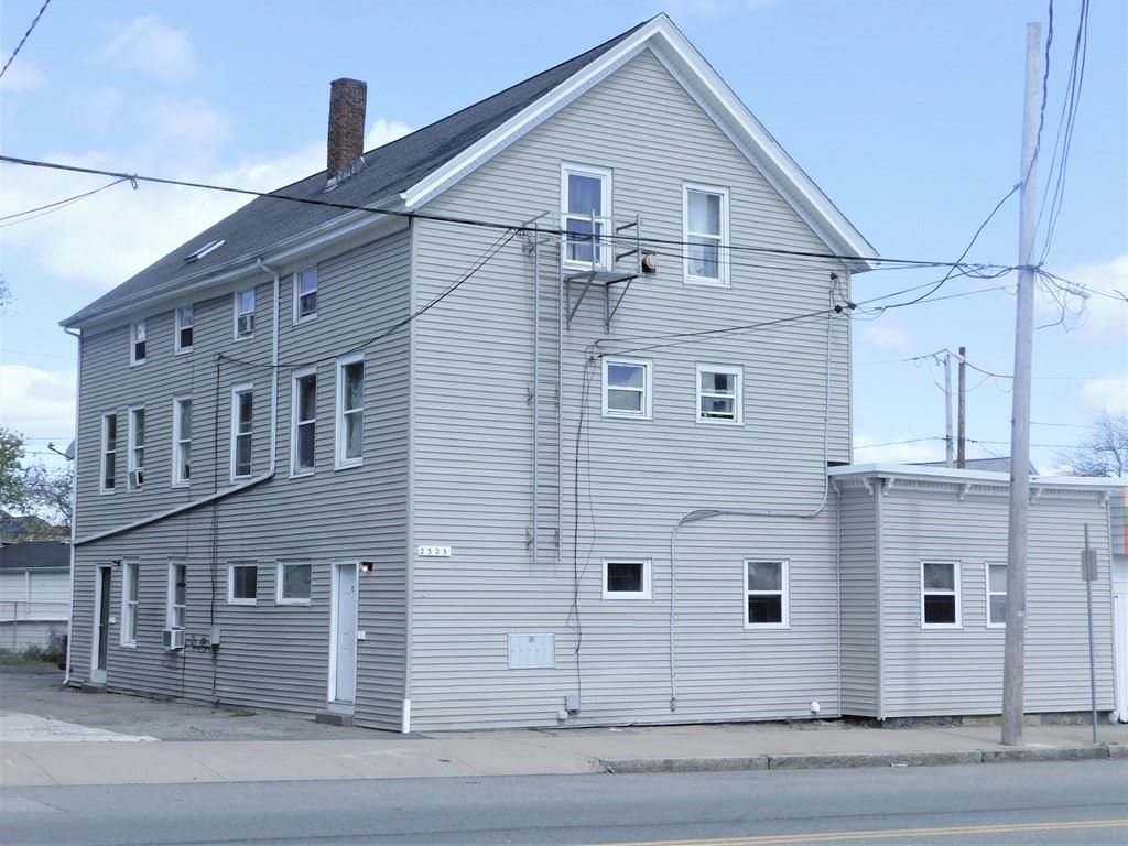 2325 South Main ST, Fall River, MA 02724 - #: 72827646