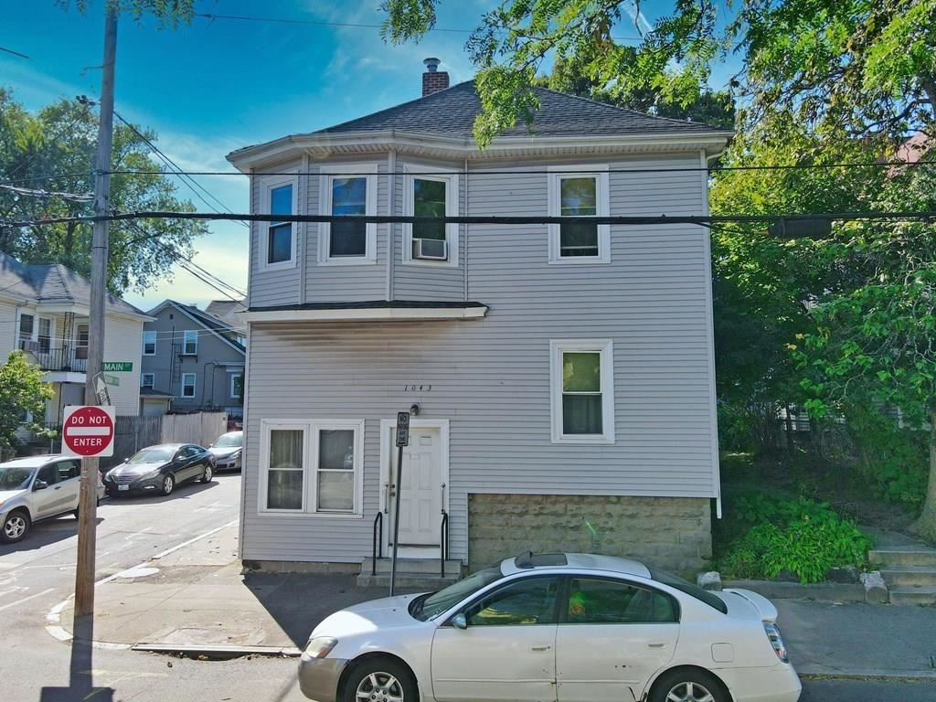1043 Main St, Pawtucket, RI 02860 - MLS#: 72727648