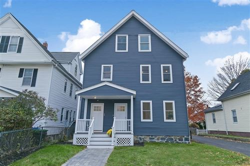 Photo of 14 Tainter St #A, Medford, MA 02155 (MLS # 72749649)