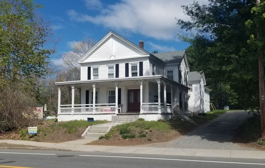1184 Main St, Leicester, MA 01524 - MLS#: 72833651