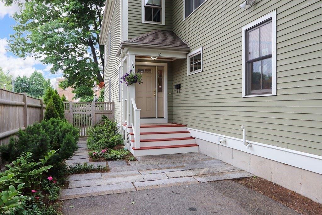 12 Moraine St #12, Boston, MA 02130 - MLS#: 72846654
