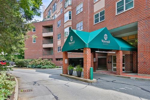 Photo of 1 Watermill Place #217, Arlington, MA 02474 (MLS # 72907660)