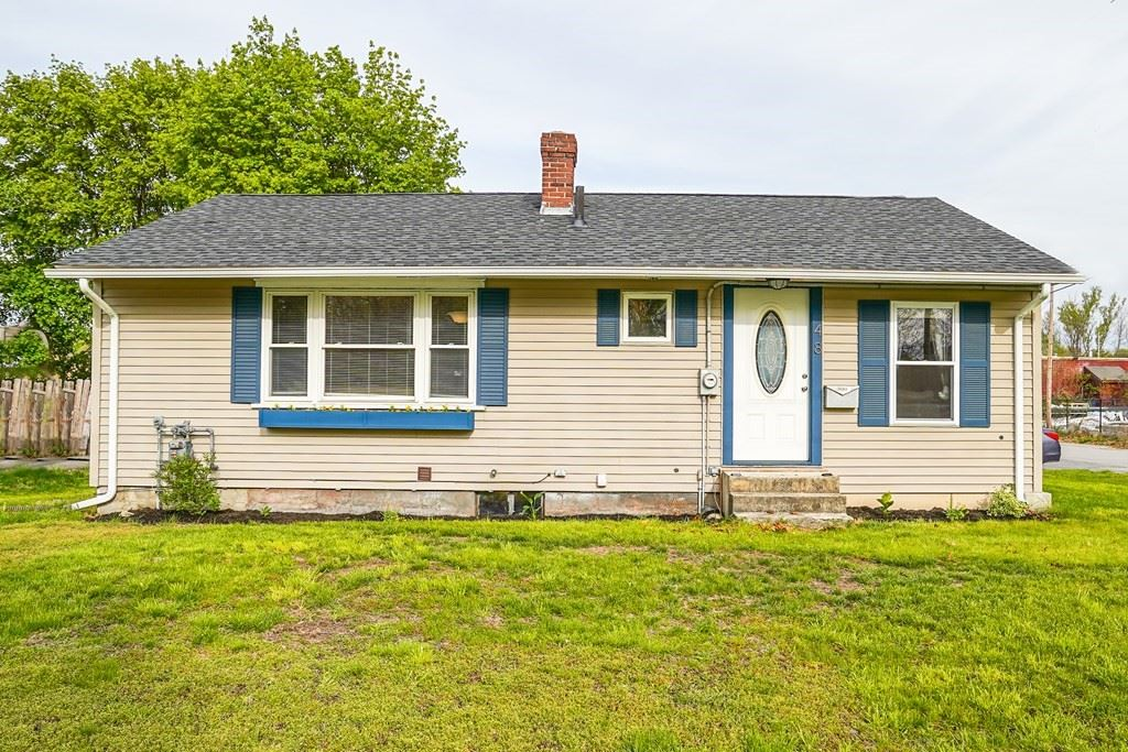 48 Ray Ave, Fitchburg, MA 01420 - MLS#: 72831663