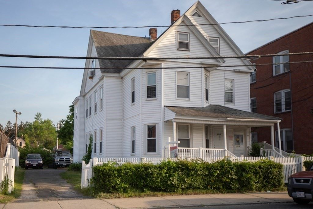 1512-1514 Dwight St, Holyoke, MA 01040 - MLS#: 72836664