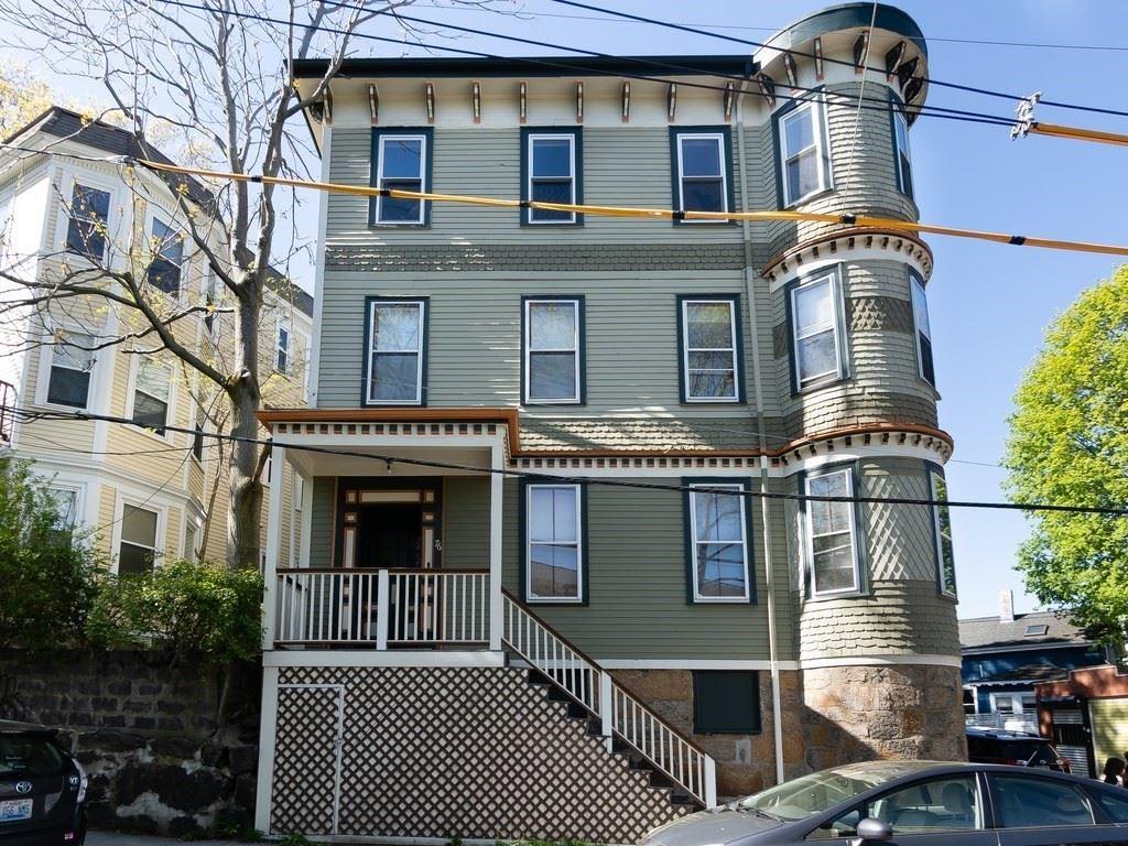 76 Boylston St #2, Boston, MA 02130 - #: 72829667