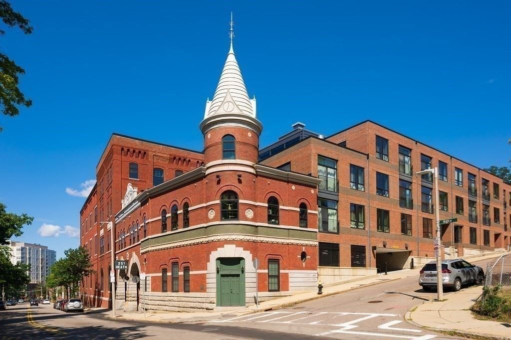 Photo of 251 Heath Street #509, Boston, MA 02130 (MLS # 72894667)