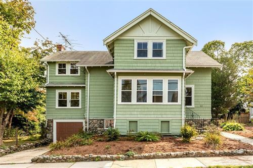 Photo of 371 E Foster St, Melrose, MA 02176 (MLS # 72728668)