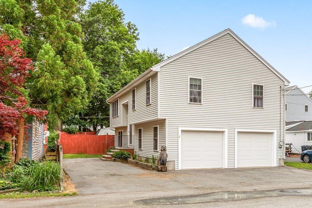 3 River Street, Wilmington, MA 01887 - MLS#: 72845670