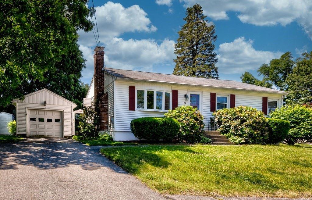 78 Summit Ave, Marlborough, MA 01752 - MLS#: 72852670