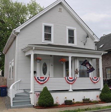 Photo of 84 Newton St, New Bedford, MA 02740 (MLS # 72854672)
