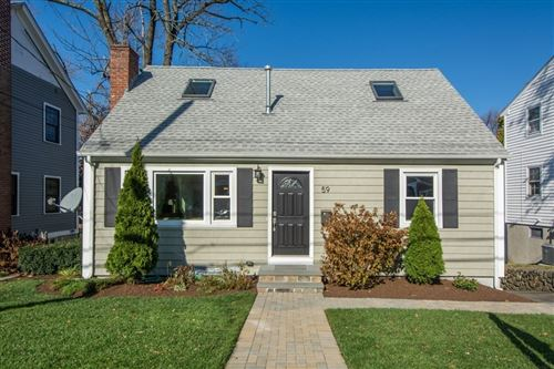 Photo of 59 Florence Road, Waltham, MA 02453 (MLS # 72753673)