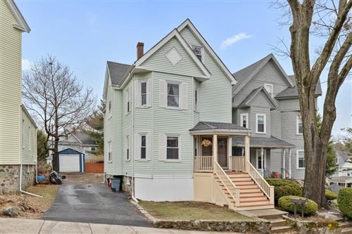 Photo of 21-23 Rockland Street, Melrose, MA 02176 (MLS # 72639674)