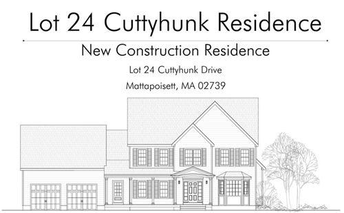 Photo of Lot 24 Cuttyhunk Drive, Mattapoisett, MA 02739 (MLS # 72841674)