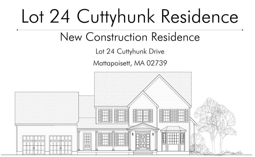 Lot 24 Cuttyhunk Drive, Mattapoisett, MA 02739 - #: 72841674